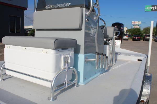 2020 Shoalwater boat for sale, model of the boat is 19 CAT & Image # 11 of 15