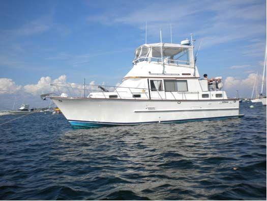 Albin Palm Beach Trawlers. Listing Number: M-3275568 37' Albin Palm Beach