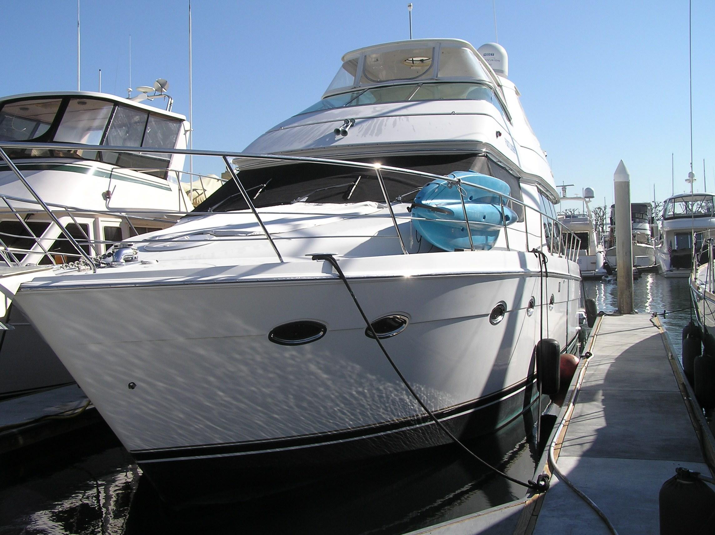 57.2 ft Carver 570 Voyager Pilothouse