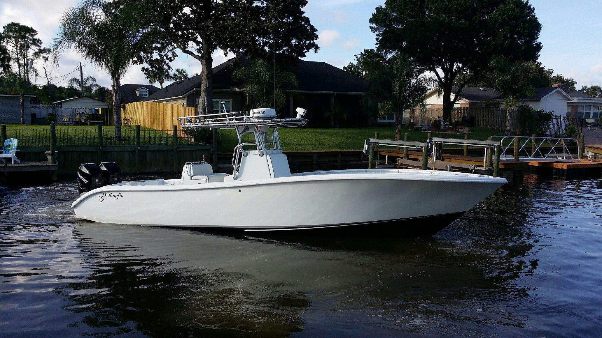 Image gallery 2005 yellowfin boat for Sips for sale