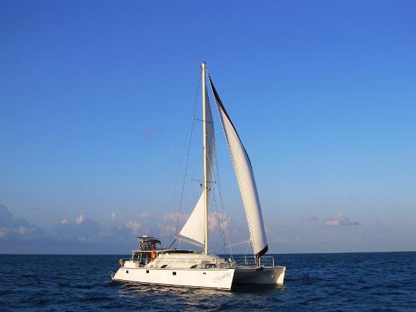 56' Custom 1997 56 Catamaran
