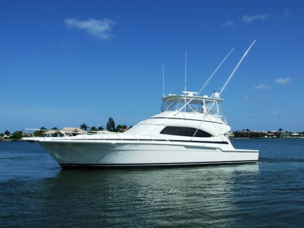 Bertram 570 Convertible Sports Fishing Boats. Listing Number: M-3535586
