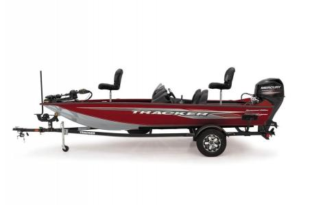 2020 Tracker Boats boat for sale, model of the boat is PT 175 TXW Tourn Ed w/75ELPT 4S CT & Image # 4 of 50