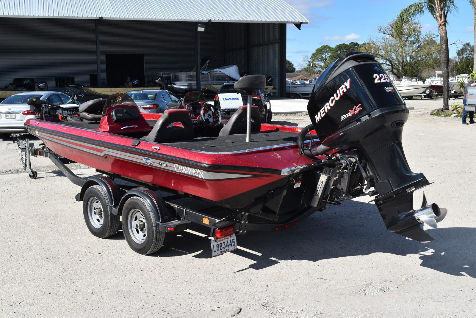 2006 Champion boat for sale, model of the boat is 198 DCX ELITE & Image # 16 of 20