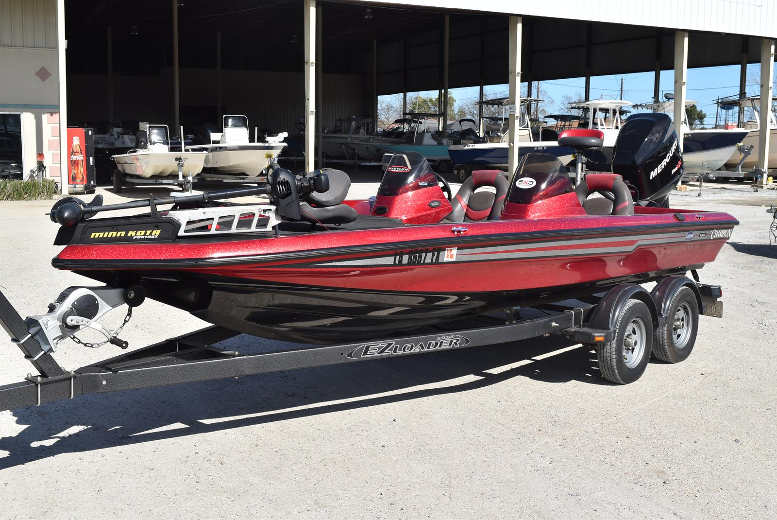 2006 Champion boat for sale, model of the boat is 198 DCX ELITE & Image # 3 of 20