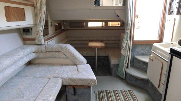 Salon And Aft Cabin