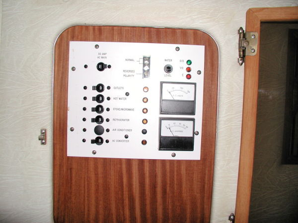 AC Electrical Panel