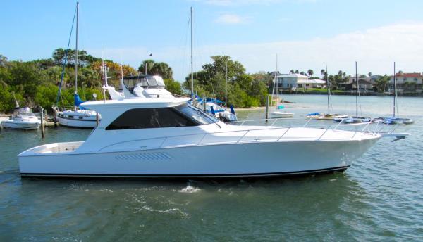 52' Viking Yachts Sport Yacht