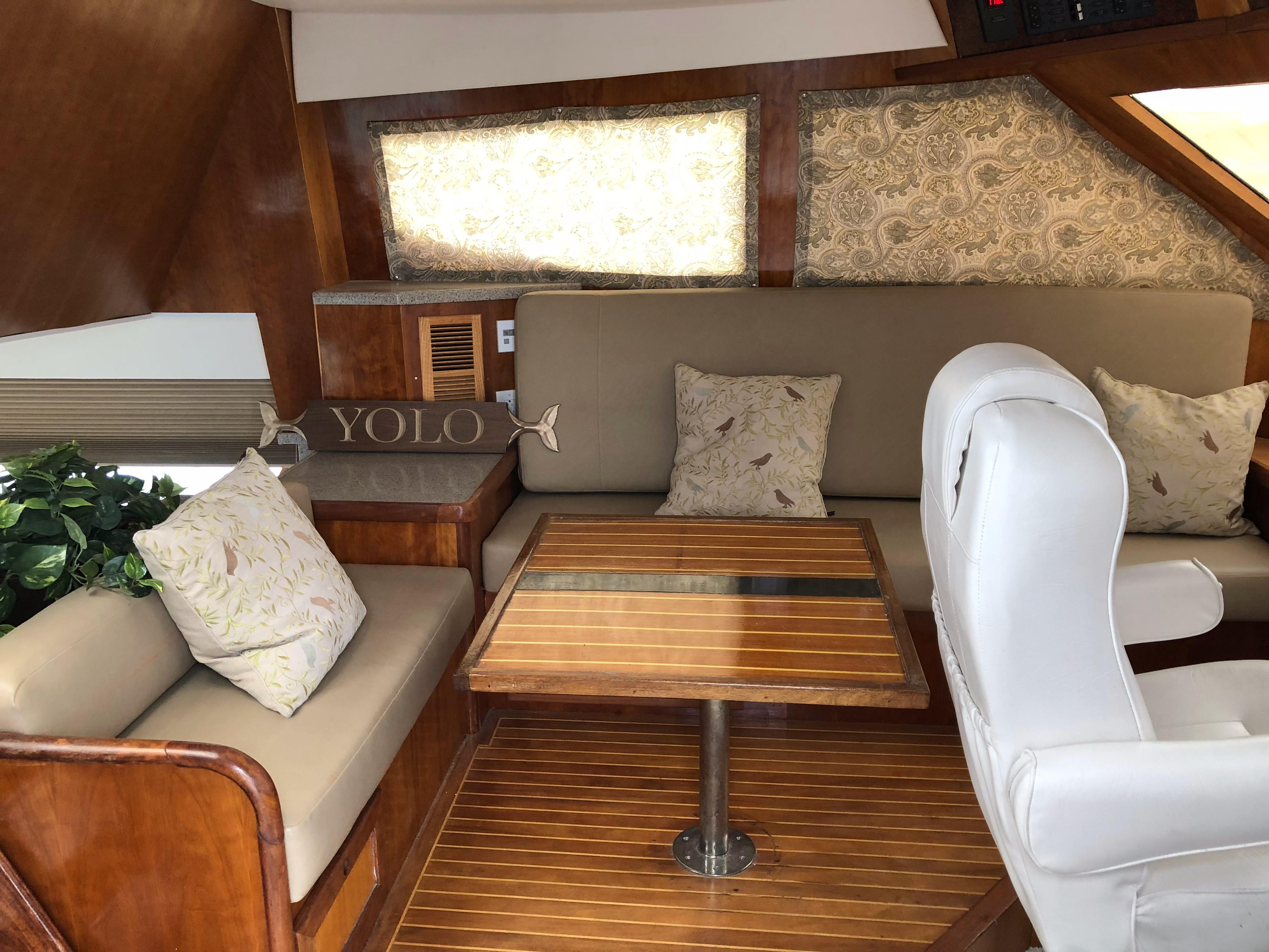 57 McKinna Yolo 2001 Cranston | Denison Yacht Sales