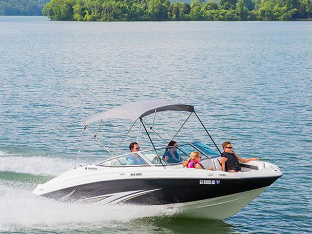 Boats for sale in las vegas new used boats las vegas for Used yamaha sx190