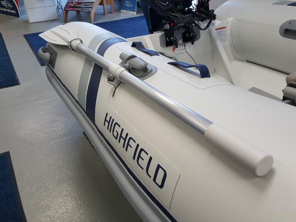2017 Highfield boat for sale, model of the boat is UL 310 & Image # 5 of 7