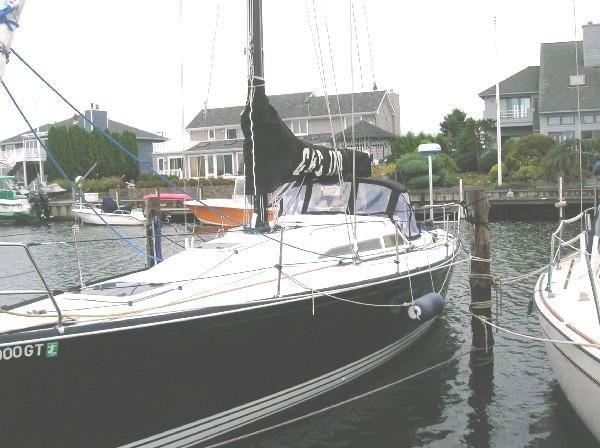 36' C & C Yachts C & C 110
