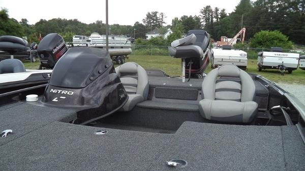 2008 Nitro boat for sale, model of the boat is Z7 & Image # 2 of 9