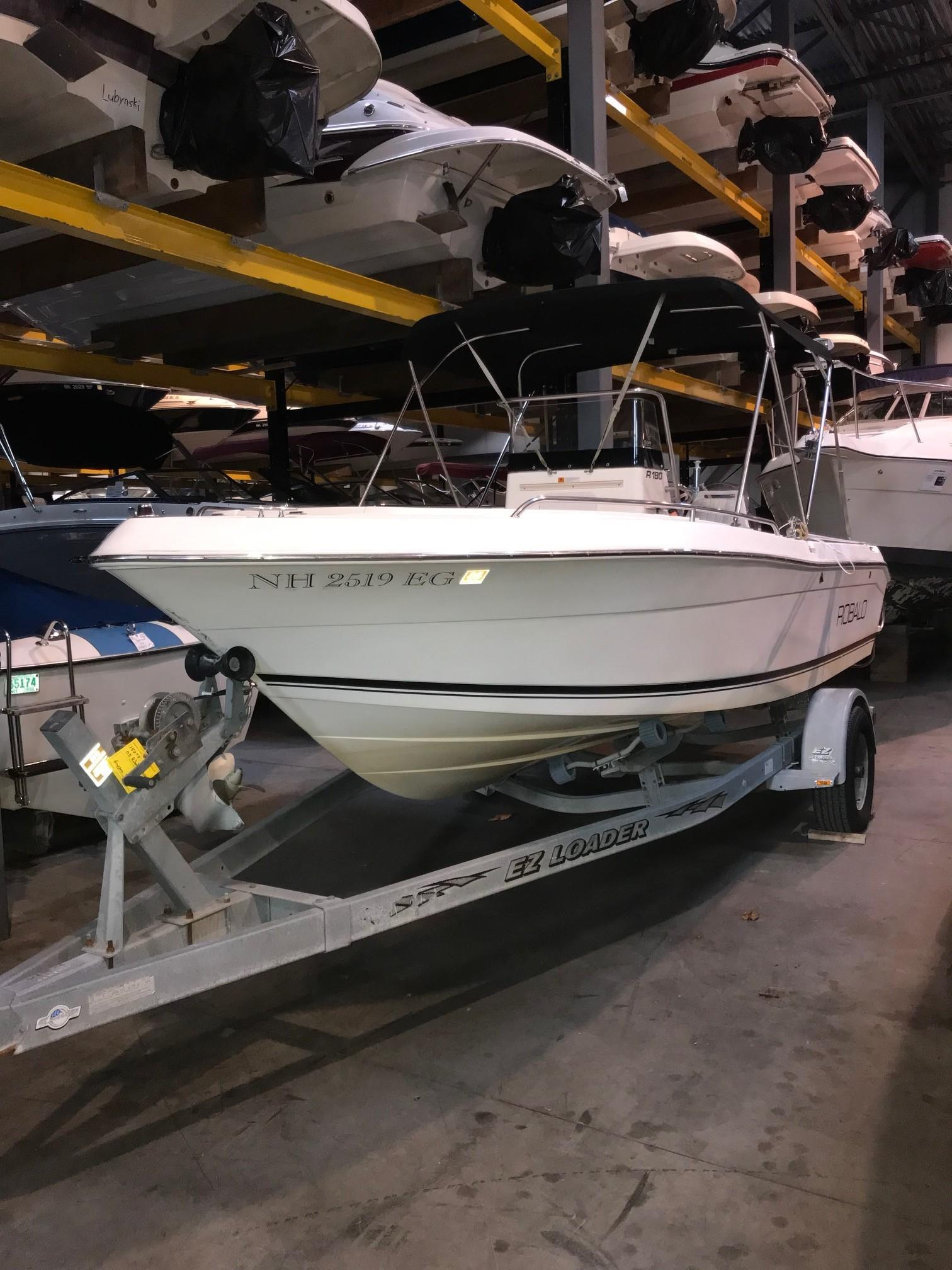 2003 ROBALO 180CC for sale