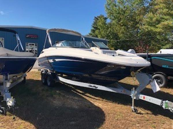 2017 SEA RAY SDX 220 for sale