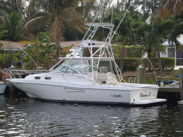 Boston Whaler Defiance - w/ Tuna Tower - PRICED TO SELL Saltwater Fishing