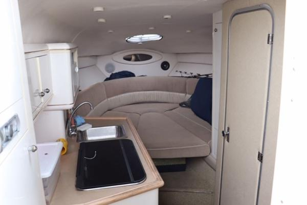 1998 Maxum boat for sale, model of the boat is 2700 SR & Image # 3 of 17