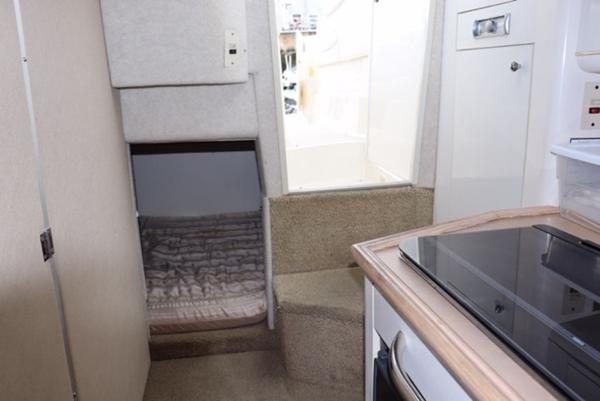1998 Maxum boat for sale, model of the boat is 2700 SR & Image # 4 of 17