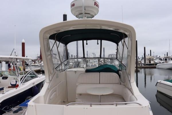 1998 Maxum boat for sale, model of the boat is 2700 SR & Image # 6 of 17