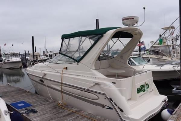 1998 Maxum boat for sale, model of the boat is 2700 SR & Image # 10 of 17