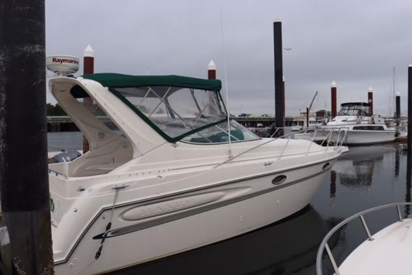 1998 Maxum boat for sale, model of the boat is 2700 SR & Image # 17 of 17