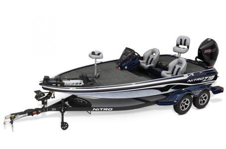 2021 Nitro boat for sale, model of the boat is Z19 w/200L PXS4 & Image # 40 of 50