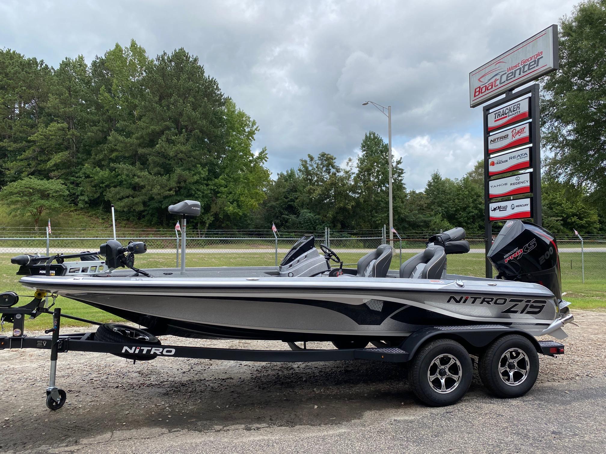 2021 Nitro boat for sale, model of the boat is Z19 w/200L PXS4 & Image # 15 of 50