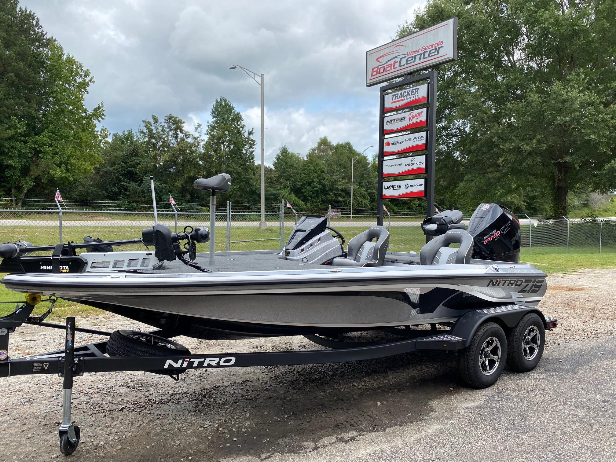 2021 Nitro boat for sale, model of the boat is Z19 w/200L PXS4 & Image # 44 of 50