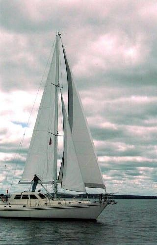 Picture Of:  46' Tayana Vancouver  Pilothouse 2019Yacht For Sale | 4 of 24