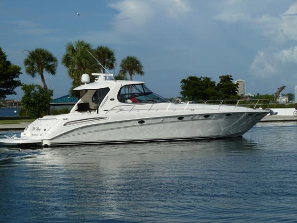 Sea Ray 550 Sundancer