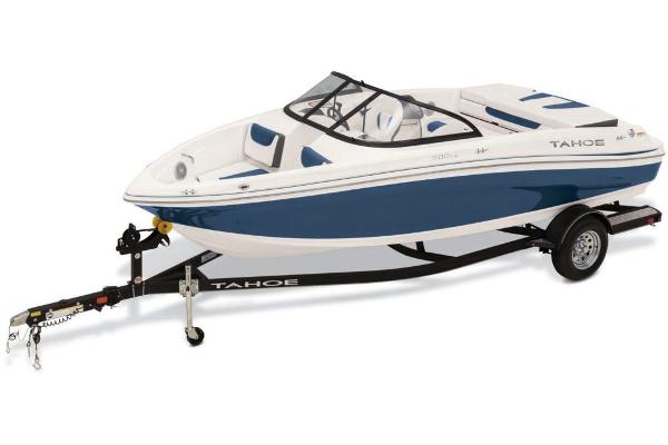 2019 Tahoe boat for sale, model of the boat is 500 TS & Image # 1 of 11