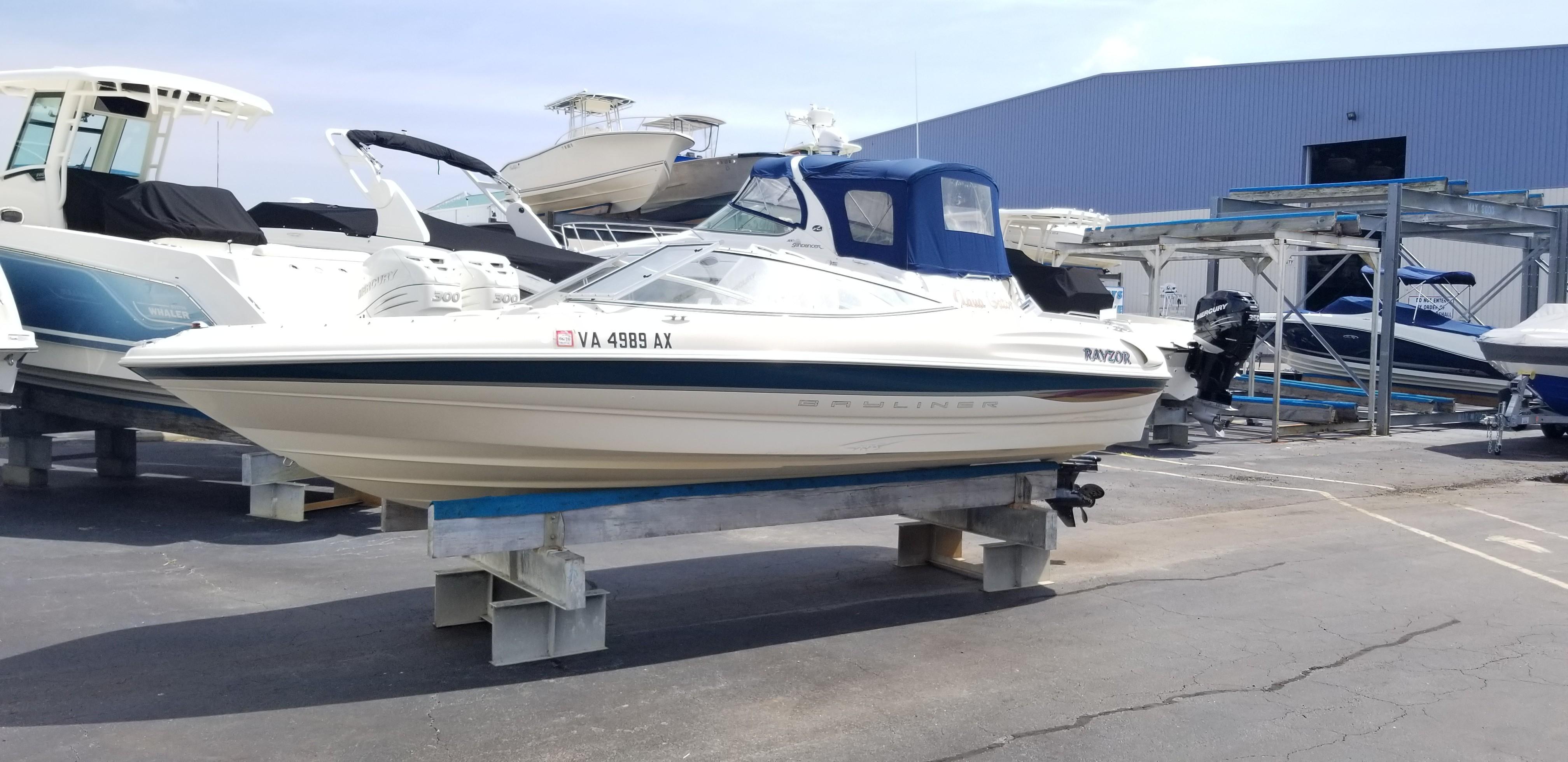Bayliner2050 Capri DX/LX