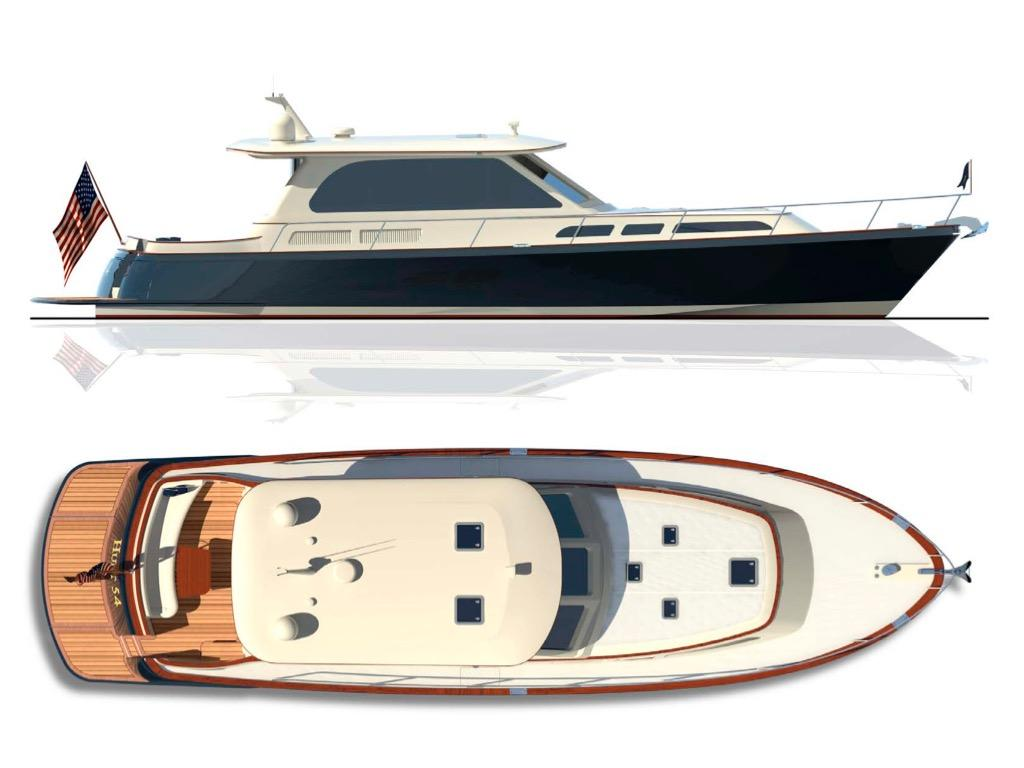 Hunt Yachts Hunt 54 Ocean Series