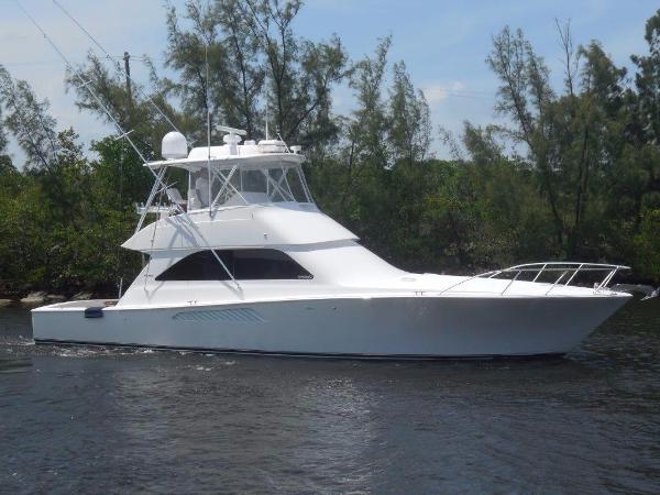 2006 48' Viking 48 Convertible