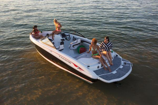2019 Tahoe boat for sale, model of the boat is 700 & Image # 2 of 4