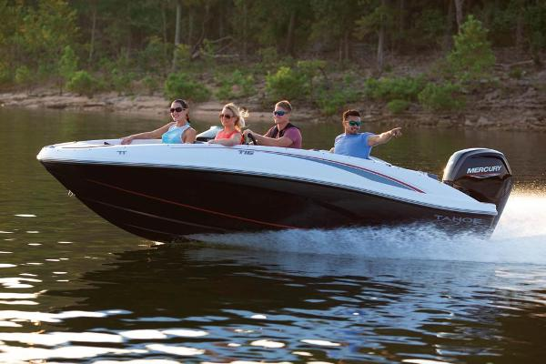 2021 Tahoe boat for sale, model of the boat is T16 & Image # 2 of 114