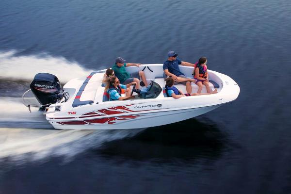 2021 Tahoe boat for sale, model of the boat is T16 & Image # 12 of 114