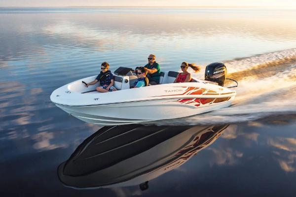 2021 Tahoe boat for sale, model of the boat is T16 & Image # 17 of 114