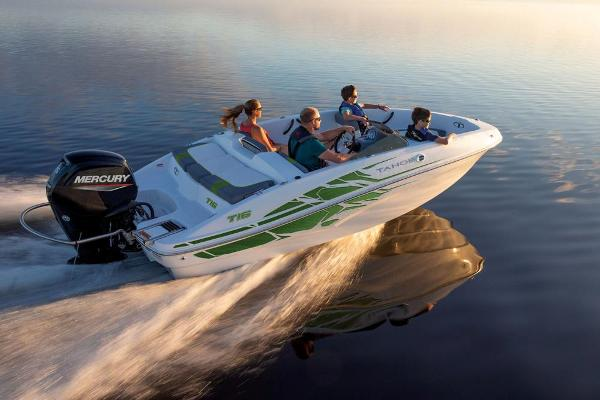 2021 Tahoe boat for sale, model of the boat is T16 & Image # 18 of 114