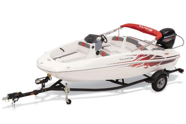 2021 Tahoe boat for sale, model of the boat is T16 & Image # 30 of 114
