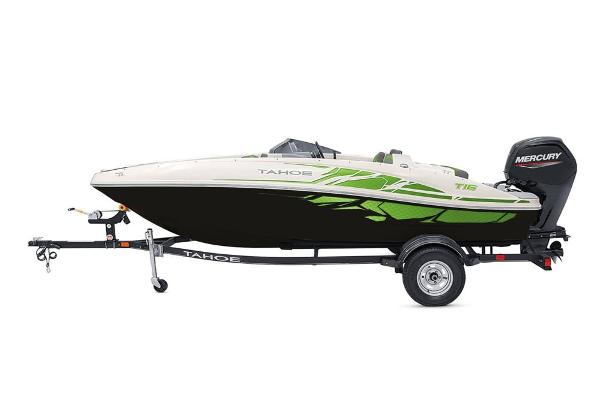 2021 Tahoe boat for sale, model of the boat is T16 & Image # 31 of 114