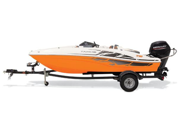 2021 Tahoe boat for sale, model of the boat is T16 & Image # 34 of 114