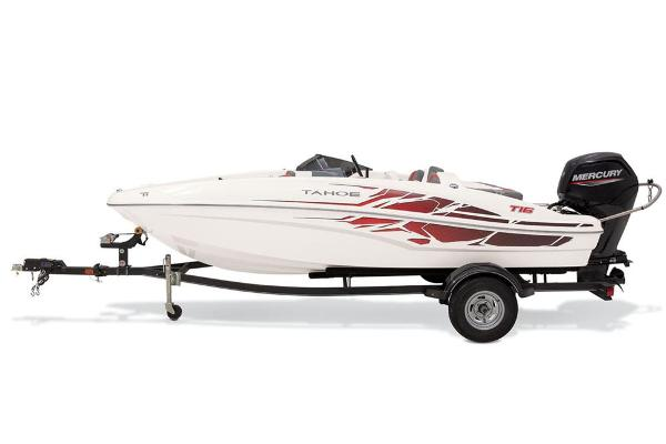 2021 Tahoe boat for sale, model of the boat is T16 & Image # 35 of 114