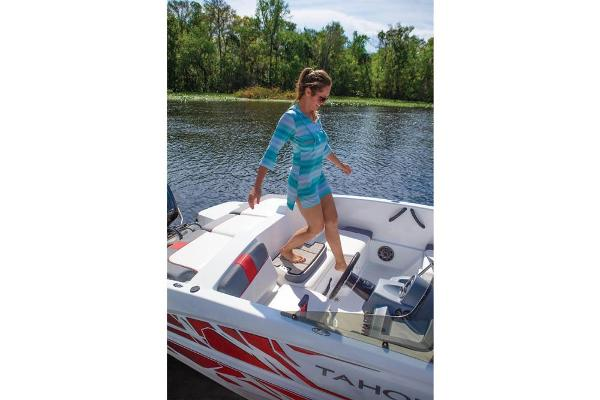 2021 Tahoe boat for sale, model of the boat is T16 & Image # 95 of 114