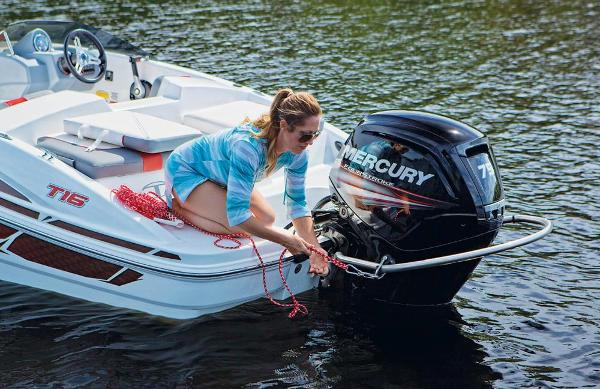 2021 Tahoe boat for sale, model of the boat is T16 & Image # 96 of 114