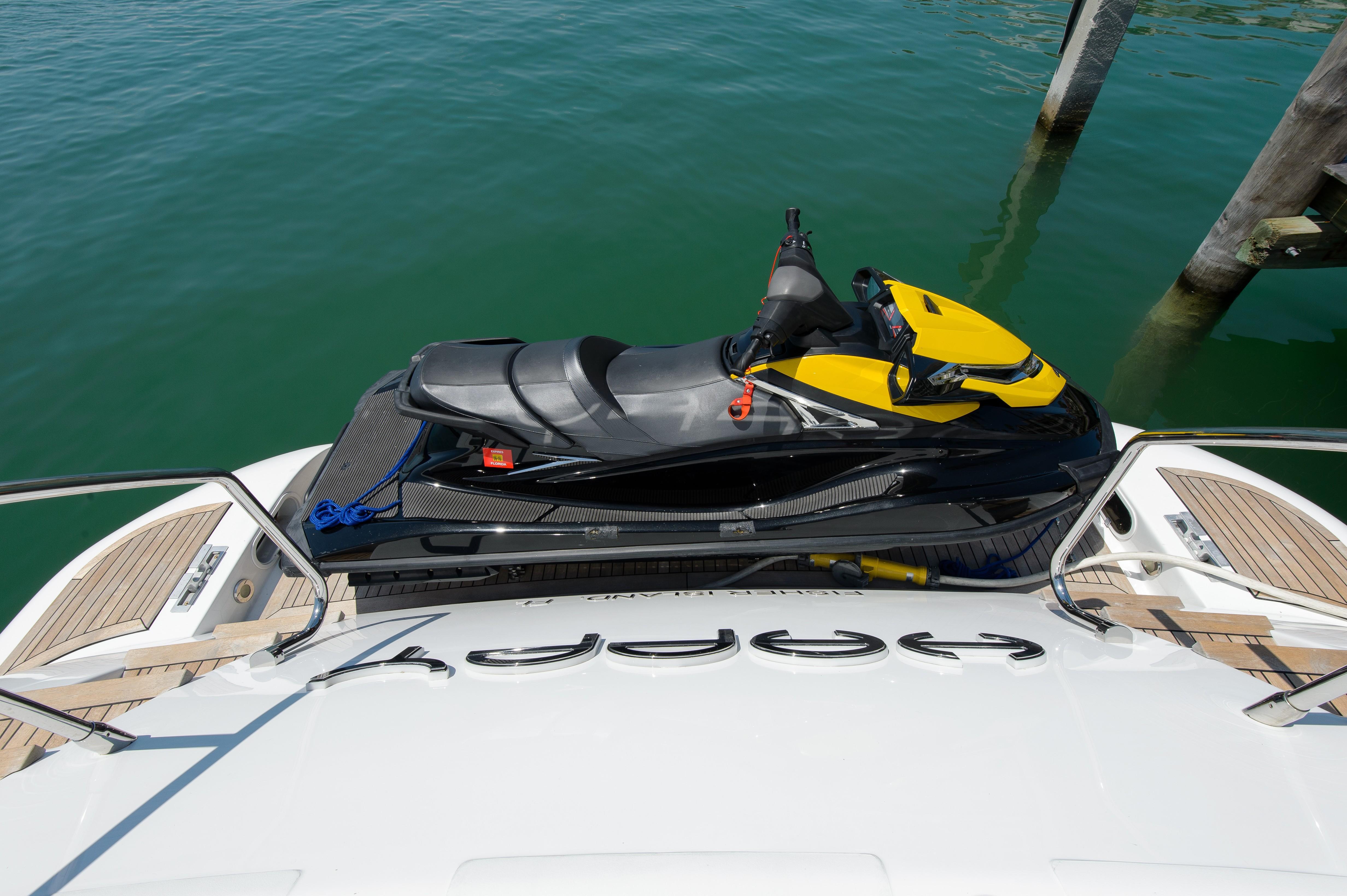 2005 Mangusta 80 - Jet Ski