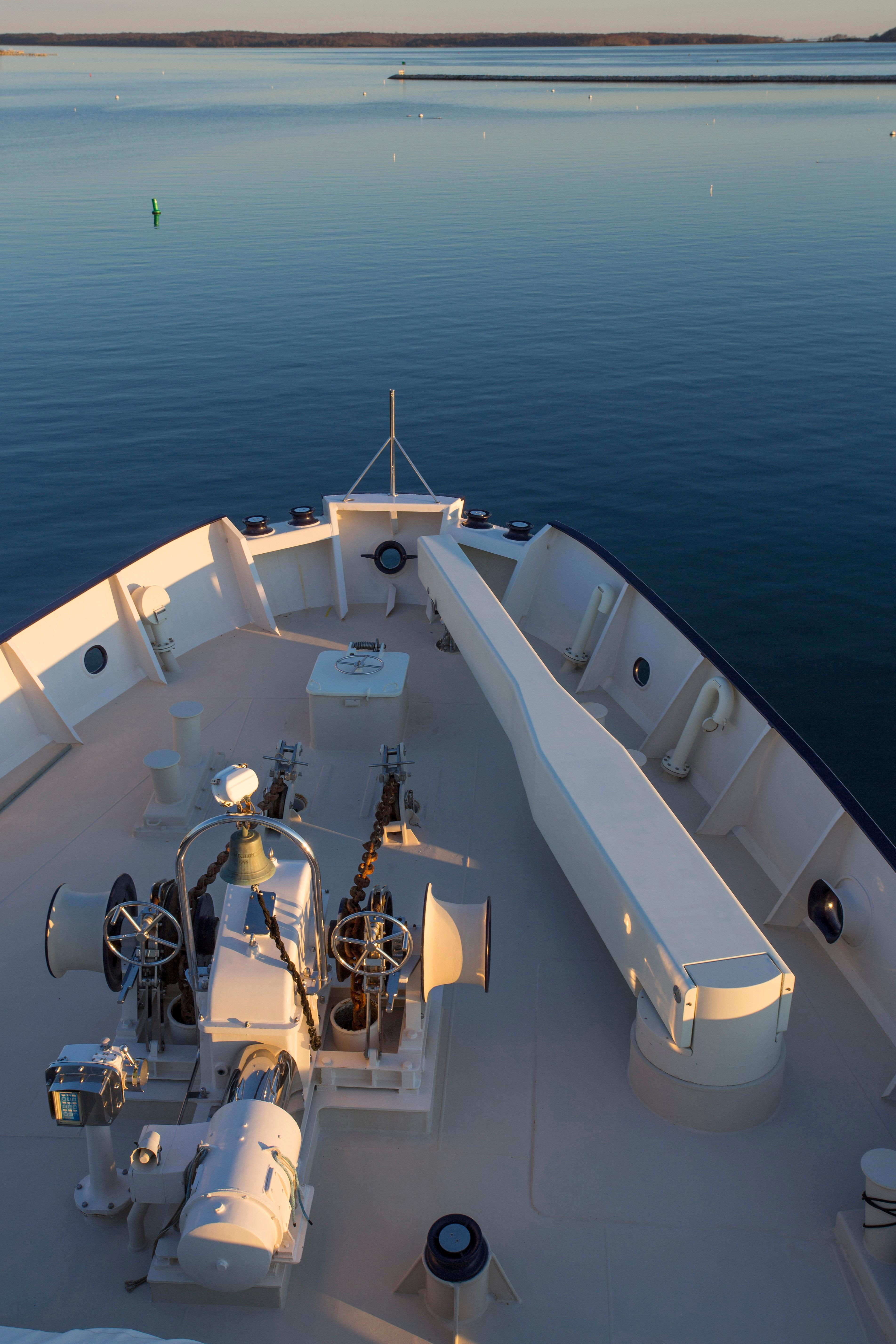 Aft Deck W/fighting Chair