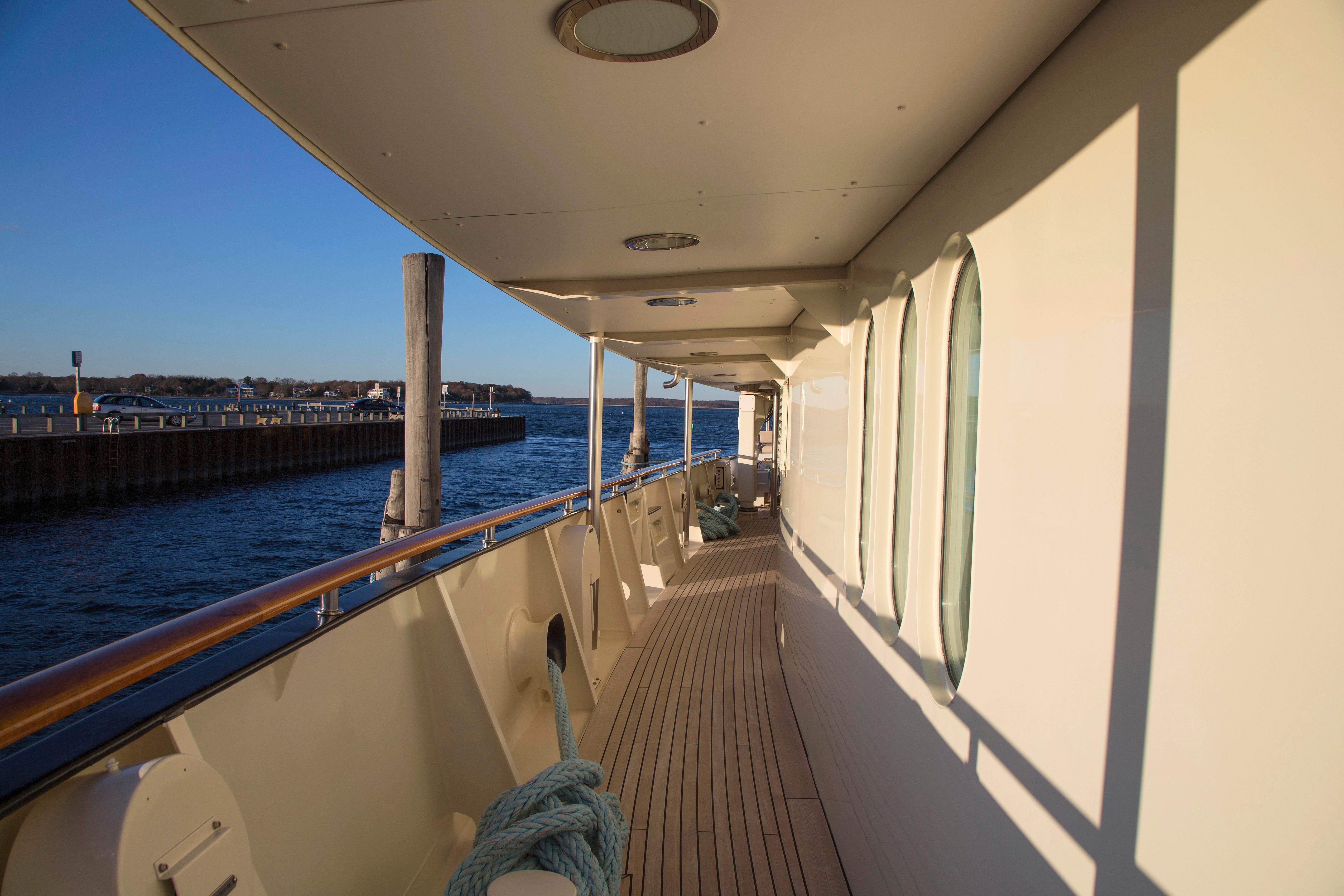 Side Boarding Gangway