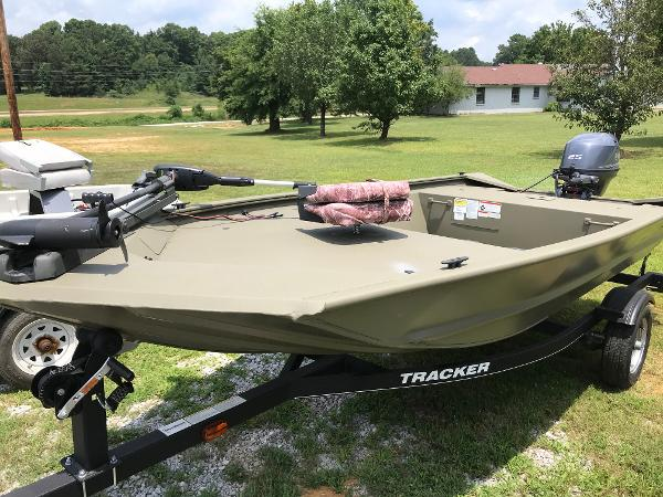 Used Tracker Grizzly 1448 Jon Boats For Sale Page 1 Of 1