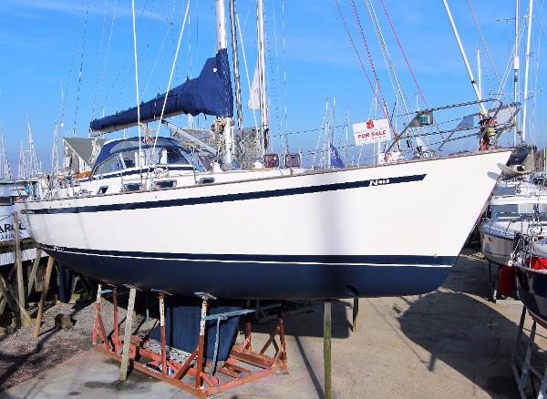 Najad 460 used boat for sale from Boat Sales International